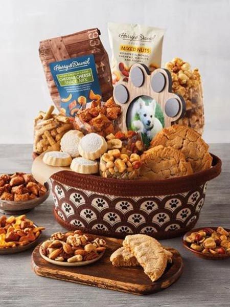Deluxe Pet Lovers Basket